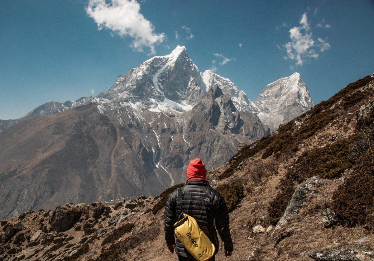 Fancy climbing Everest?