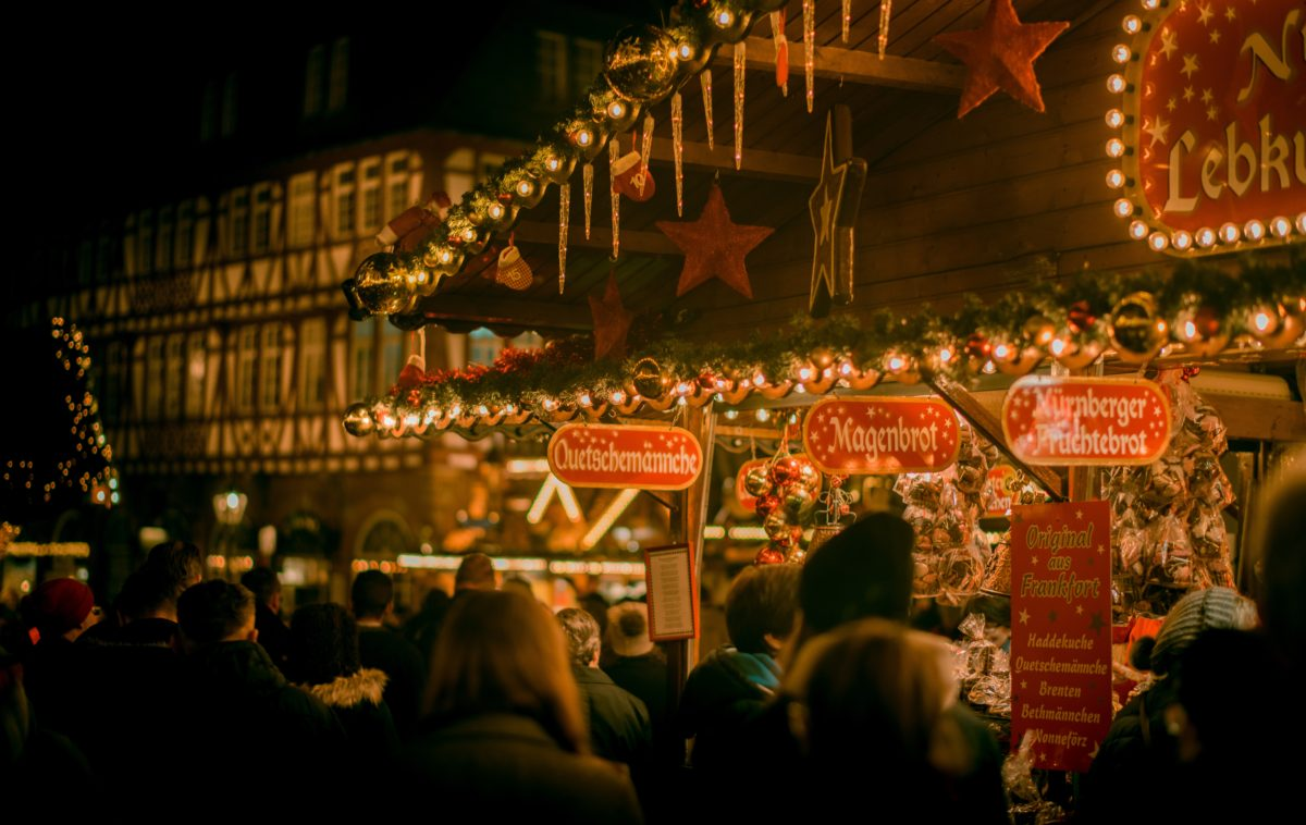 Students of Manchester! Grab your ice skates as the Christmas Markets are a coming…